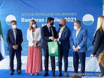 Las playas de Almuñécar y La Herradura reciben el mayor número de banderas azules de su historia - Diario Sexitano