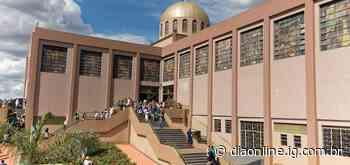 Ofício formaliza proibição de visitantes durante Romaria, em Trindade - Dia Online