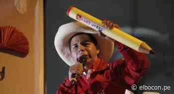 Pedro Castillo en vivo desde Chota: Noticias y más detalles del candidato de Perú Libre - El Bocón