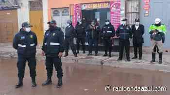 Juliaca: exigen cambio de gerente de Seguridad Ciudadana debido a que no hay reducción de actos delictivos - Radio Onda Azul