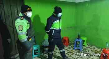 Intervienen a 70 personas en el interior de dos cantinas en Juliaca - Diario Correo