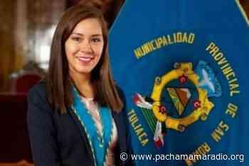 Dirigentes piden que alcaldesa de Juliaca dé un paso al costado - Pachamama radio 850 AM