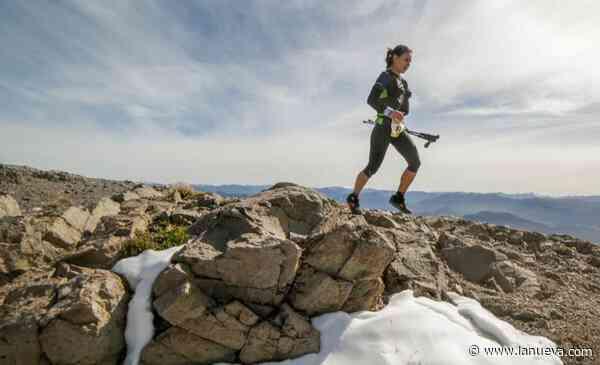 Ultra inspirada: retomó su pasión tras una pérdida y no hay montaña que la detenga tras una pérdida y no hay montaña que la detenga