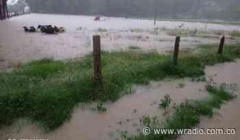 Calamidad pública en San Miguel de Sema tras fuertes lluvias - W Radio