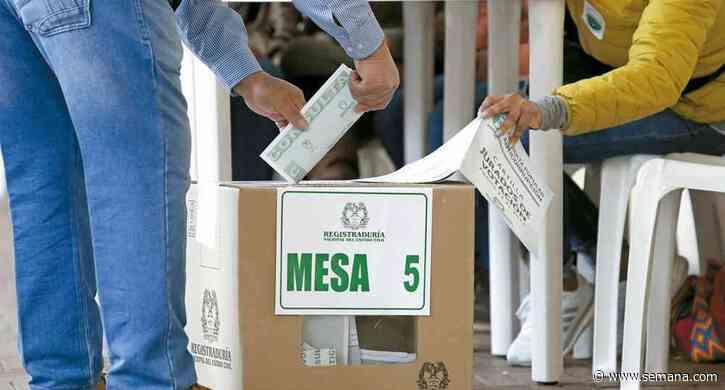 Este 6 de junio se celebrarán elecciones atípicas en Caucasia - Semana