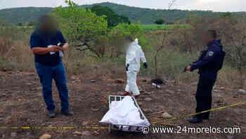 Localizan restos humanos en barranca de Ayala - 24 Morelos