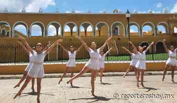 Danzan en Izamal en recuerdo de fallecida maestra de ballet - Reporteros Hoy