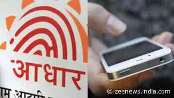 Now you can get THESE Aadhaar Services without internet: Check the step-by-step process