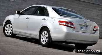 2010 Toyota Camry has held its value well - theclarion.ca