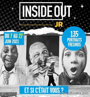 Inside Out: JR à l'écomusée de Fresnes! - 94 Citoyens
