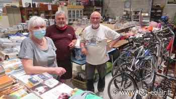 Main à main à Romilly-sur-Seine : un retouren douceur à la normale - L'Est Eclair