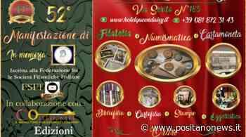 A Castellammare di Stabia l'annullo filatelico dedicato al 90° anniversario del varo della nave scuola Amerigo Vespucci - Positanonews - Positanonews