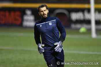 New contract for Adam Legzdins as goalkeeper extends Dundee stay - The Courier