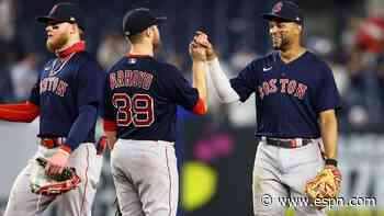 Can either of these teams win the AL East? How Red Sox, Yankees are overachieving -- and underachieving