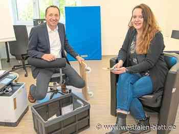 Caritasverband eröffnet in Steinheim neue Filiale: Nah an den Menschen sein - Westfalen-Blatt