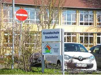 Raumbedarf gestiegen – Bildungseinrichtung in Steinheim bis zum Schuljahr 2026/2027 wohl vierzügig: Ausbau der Gemeinschaftsgrundschule würde 1,26... - Westfalen-Blatt
