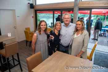 Riant clubhuis Ooigemse jachthaven meteen succes... nu al wachtlijst voor boten