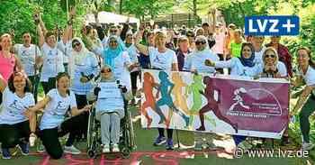 Training für den Internationalen Frauenlauf in Borna beginnt - Leipziger Volkszeitung