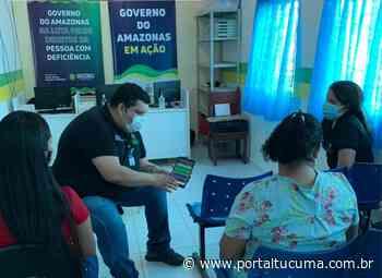 Em Atalaia do Norte, Governo do AM treina equipes para solicitar serviços voltados ao público PcD - Portal Tucumã