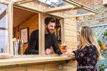Stockport 'gastropub' nominated in shed of the year competition - In Your Area