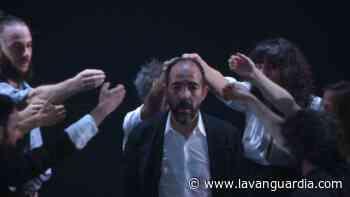 "Juan Carlos Lérida baila 12 horas de ""via crucis"" flamenco itinerante - La Vanguardia"