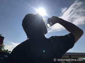 Kenora breaks 33-year-old heat record - KenoraOnline.com