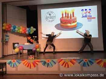 JeKits-Kinder feierten den 50. Geburtstag der Musikschule Hilden: Digitale Konzert-Party - Hilden - Lokalkompass.de