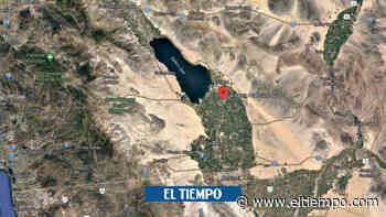 Terremoto sacude el estado de California, en Estados Unidos - El Tiempo