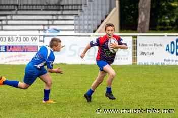 RUGBY : Reprise des tournois pour les jeunes de Saint-Firmin - Montchanin - Le Creusot - Creusot-infos.com