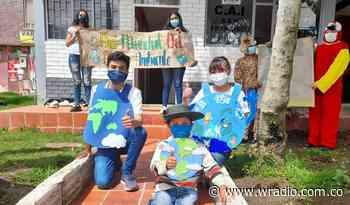 Más de 160 plantas fueron sembradas en Tunja en el Día Mundial del Medio Ambiente - W Radio