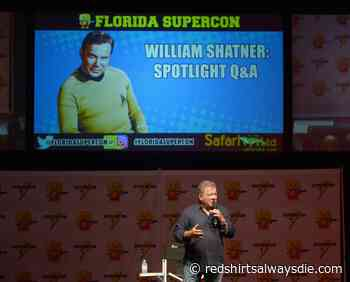 Helen Noel actress defended William Shatner - Redshirts Always Die