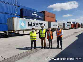 El puerto de Santander busca consolidar su hinterland en Madrid - El Canal Marítimo y Logístico