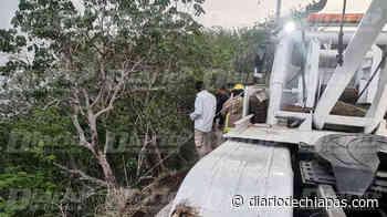Muere al caer su vehículo en un barranco - Diario de Chiapas