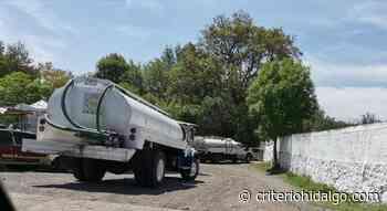Roban agua piperos del Edomex en Tula - Criterio Hidalgo