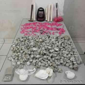 GCM detém homem com 882 porções de drogas no Júlio de Mesquita - Defesa - Agência de Notícias