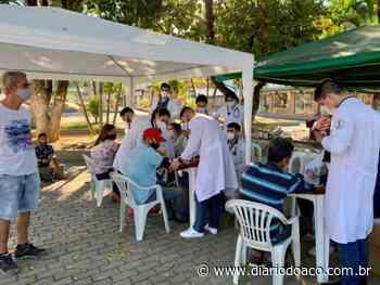 Projeto Saúde para Todos é realizado em Mesquita - Jornal Diário do Aço