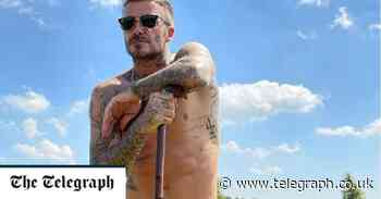 David Beckham, dad bods and how to get your style right in a heatwave - Telegraph.co.uk