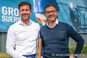 Groep Suerickx dingt mee naar Prijs Ondernemen (Herentals) - Het Nieuwsblad