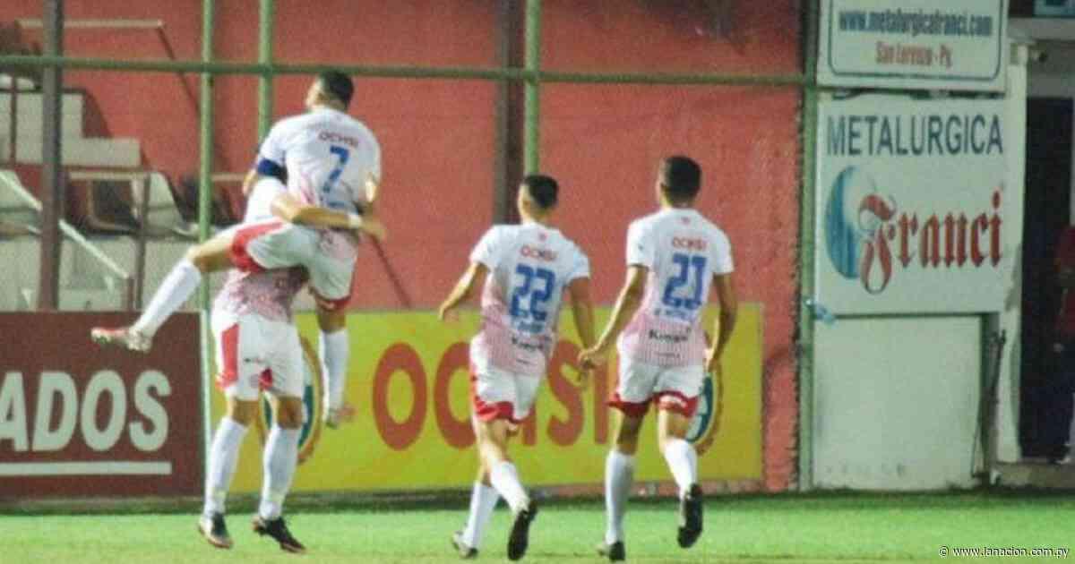 San Lorenzo vence a Yegros - La Nación