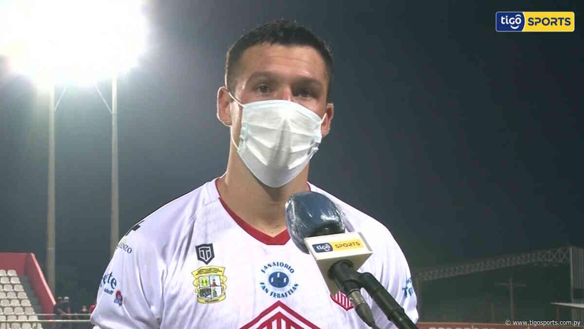 Fabián Ovejero habla tras el triunfo ante Yegros - Tigo Sports