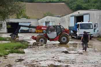 De fortes pluies, mais des dégâts limités à Joigny - L'Yonne Républicaine