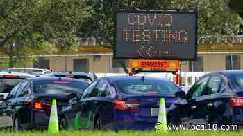 Departamento de Salud de Florida ya no proporciona actualizaciones diarias sobre COVID-19 - WPLG Local 10
