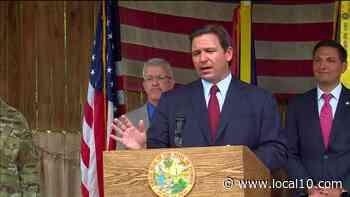 """Florida """"eligió la libertad sobre el faucismo"""", DeSantis critica a Fauci después de filtración de un correo electrónico - WPLG Local 10"""
