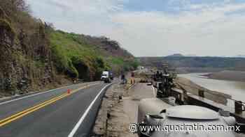 Reabren tramo Santa Casilda-Cuatro Caminos - Quadratín - Quadratín Michoacán