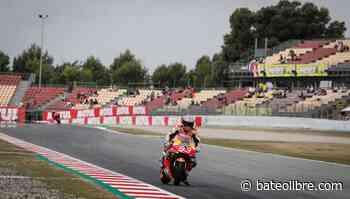 Gran Premio de Cataluña de MotoGP - Noticias de Marsella - Bateo Libre
