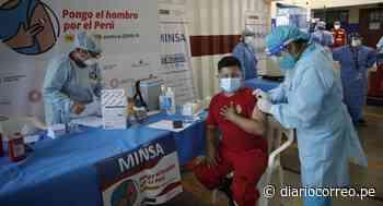 Minsa envía más de 60 mil vacunas contra el virus para bomberos y ancianos de Huánuco - Diario Correo