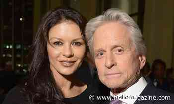 Catherine Zeta-Jones' family share new glimpse inside jaw-dropping holiday home in Spain - HELLO!