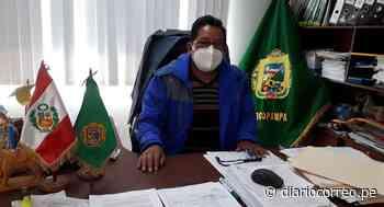 Distrito de Orcopampa emite dos ordenanzas para frenar contagios de Covid - Diario Correo