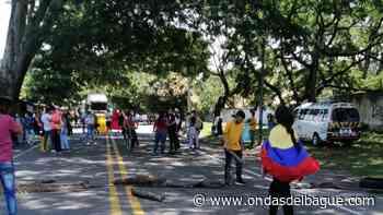 Manifestantes del norte del Tolima realizaron cierre de la vía Mariquita - Honda - Ondas de Ibagué