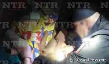 Salvan la vida de un menor que cayó a un tinaco - NTR Zacatecas .com